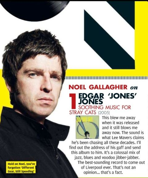 Still talking up the album—From a 2011 NME piece.